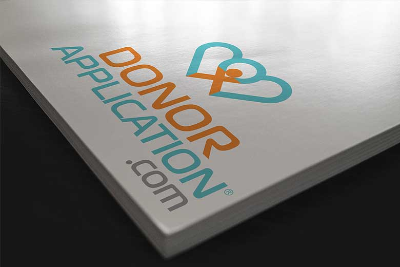 Donor Application logo